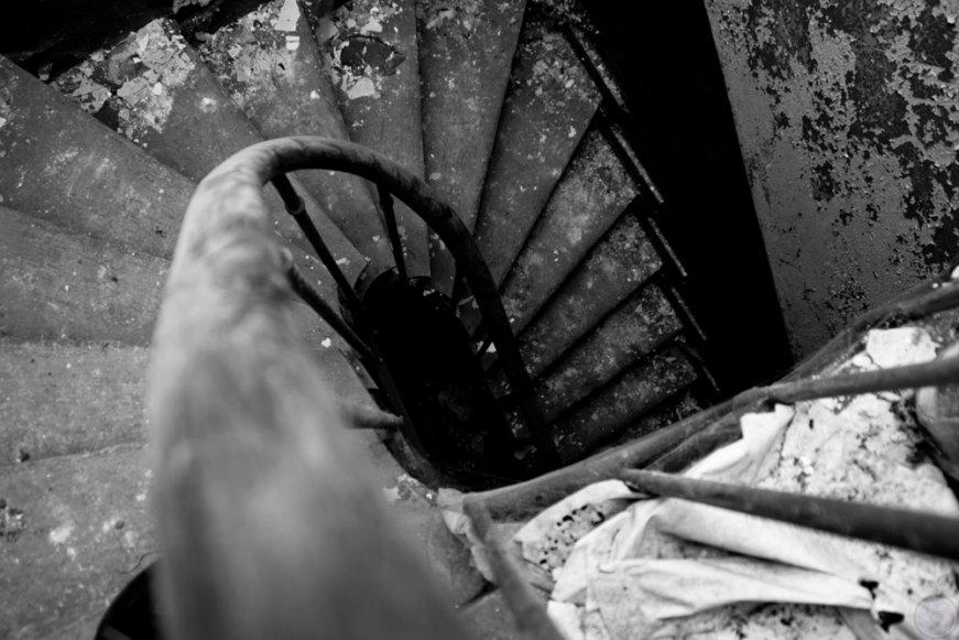 10 - Escalier