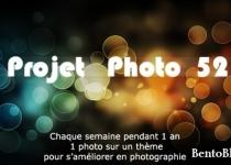 Projet Photo 33/52, thème et formulaire