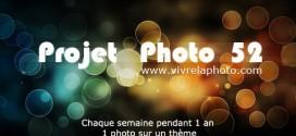 Projet Photo 52/52, thème et formulaire