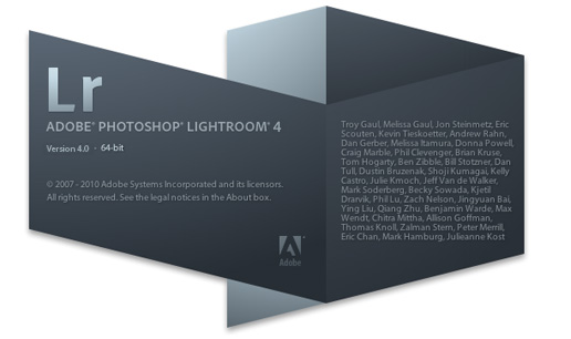 Lightroom 4 gratuit