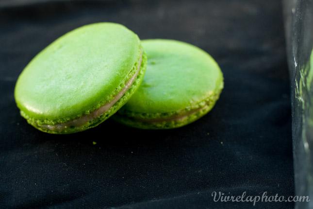 Photo gourmandise macaron