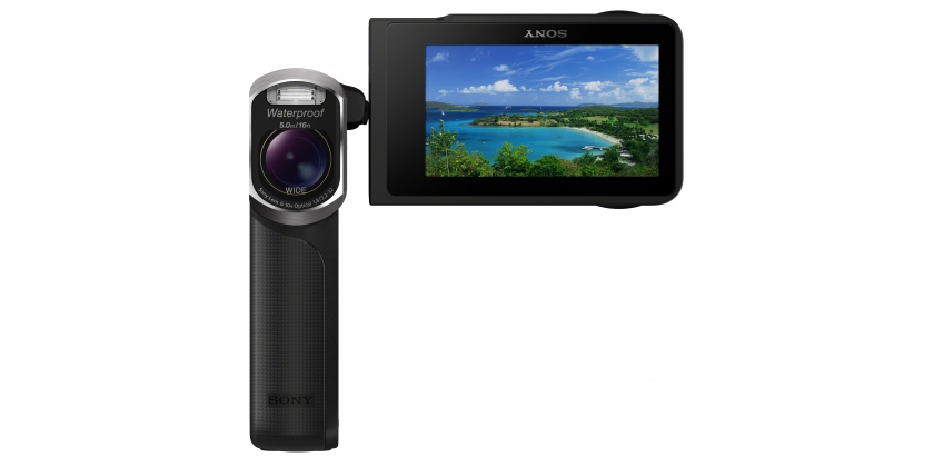 Caméscope étanche Sony