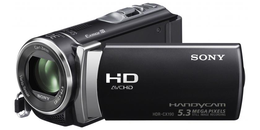 Sony caméscope Hamdycam