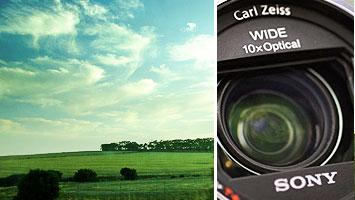 Stabilisateur caméscope Sony
