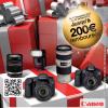 Promotions Canon pour Noël