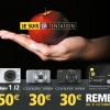 Promotions de Noël chez Nikon