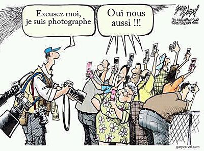 photographe professionnel amateur