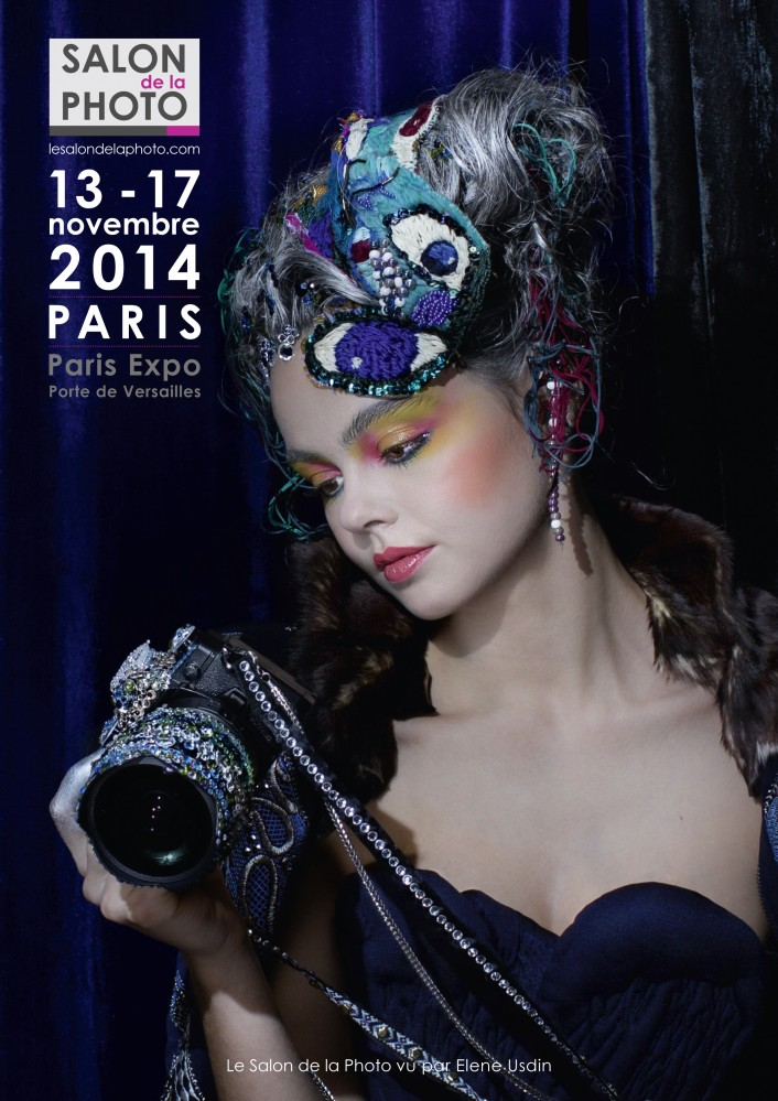 Salon de la Photo 2014 affiche