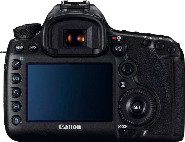 Canon 5DS dos