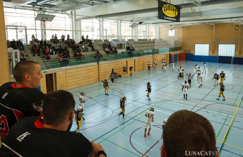 photographie sport intérieur