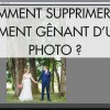 Retouche photo Lightroom : comment supprimer un élément d'une photo ?